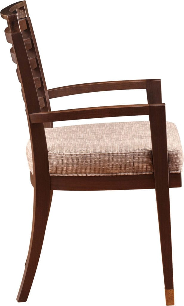 Addison Ladder Back Arm Chair