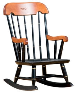 Child's Boston Rocker