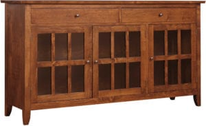 Carlisle Hall/TV Console