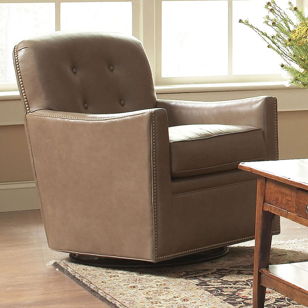 Blowing Rock Chair Stickley Fine Leather Collection Stickley Furniture
