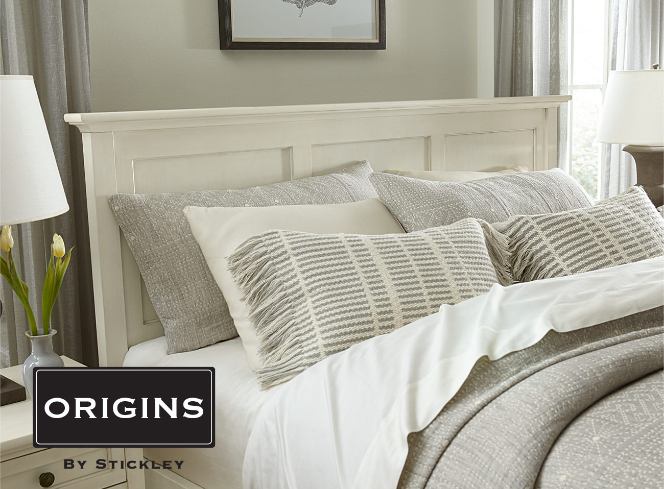 Orogins by Stickley Bed
