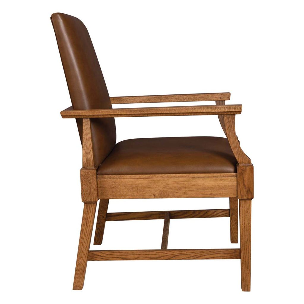 p 8123 L StLawrenceHostessChairSide o s