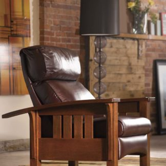 Collections Mission Recliner